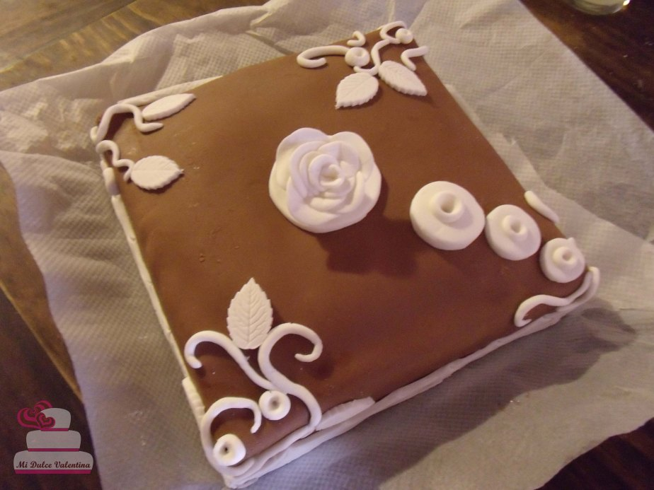 TARTA FONDANT CHOCOLATE