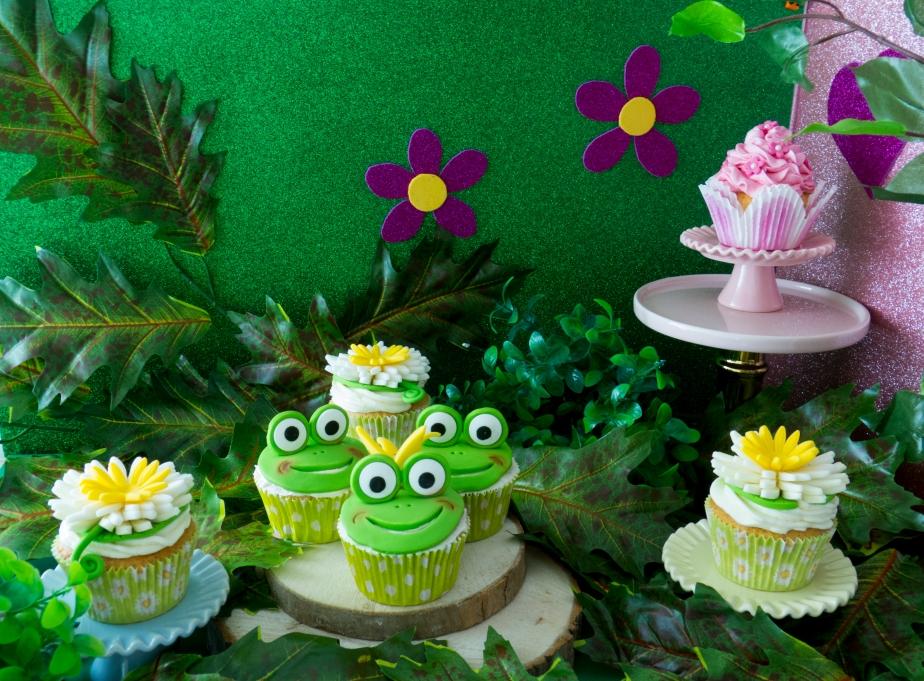"""Cupcakes para uncuento"""