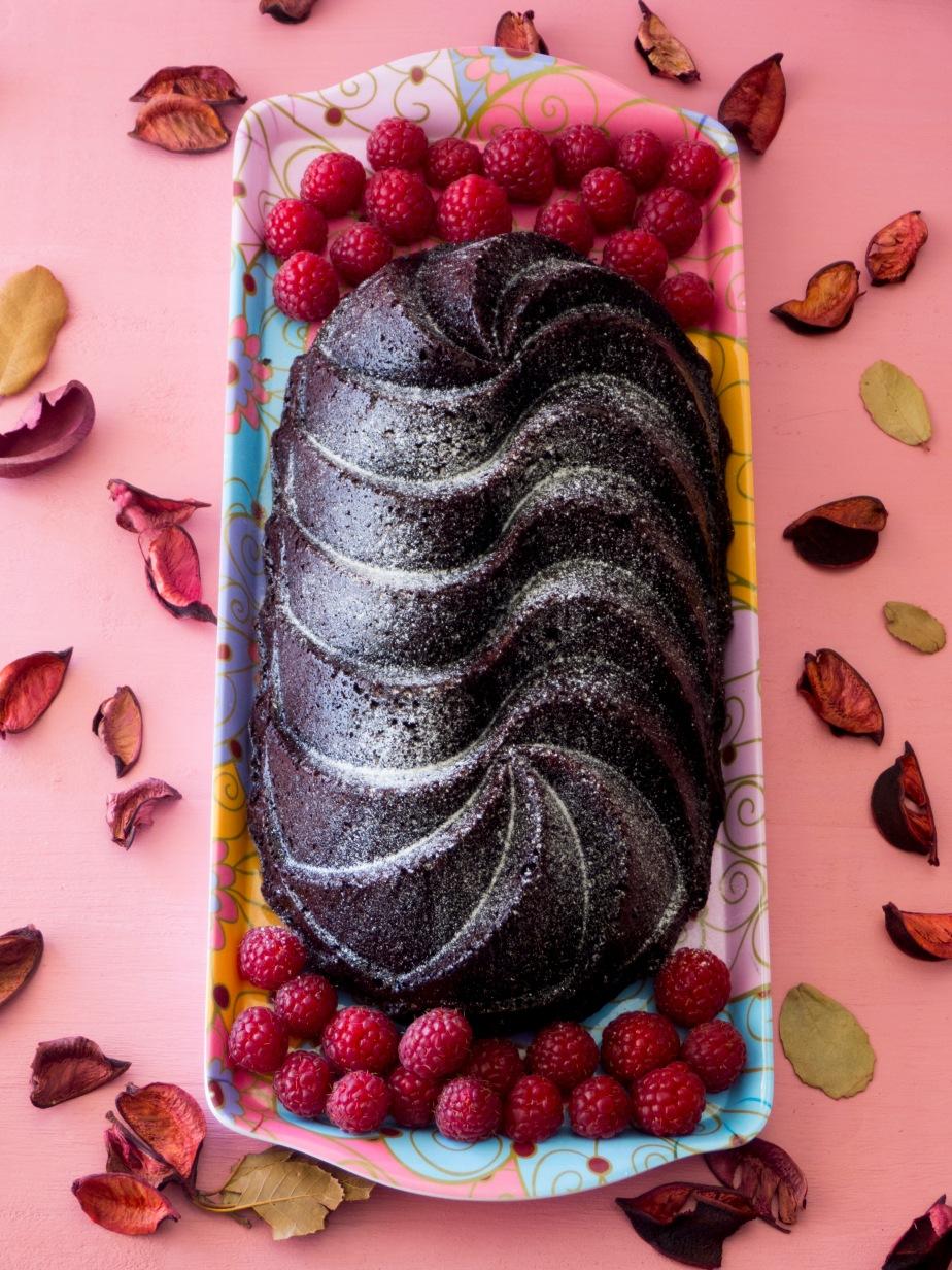 LOAF CAKE DE CHOCOLATE YMAYONESA