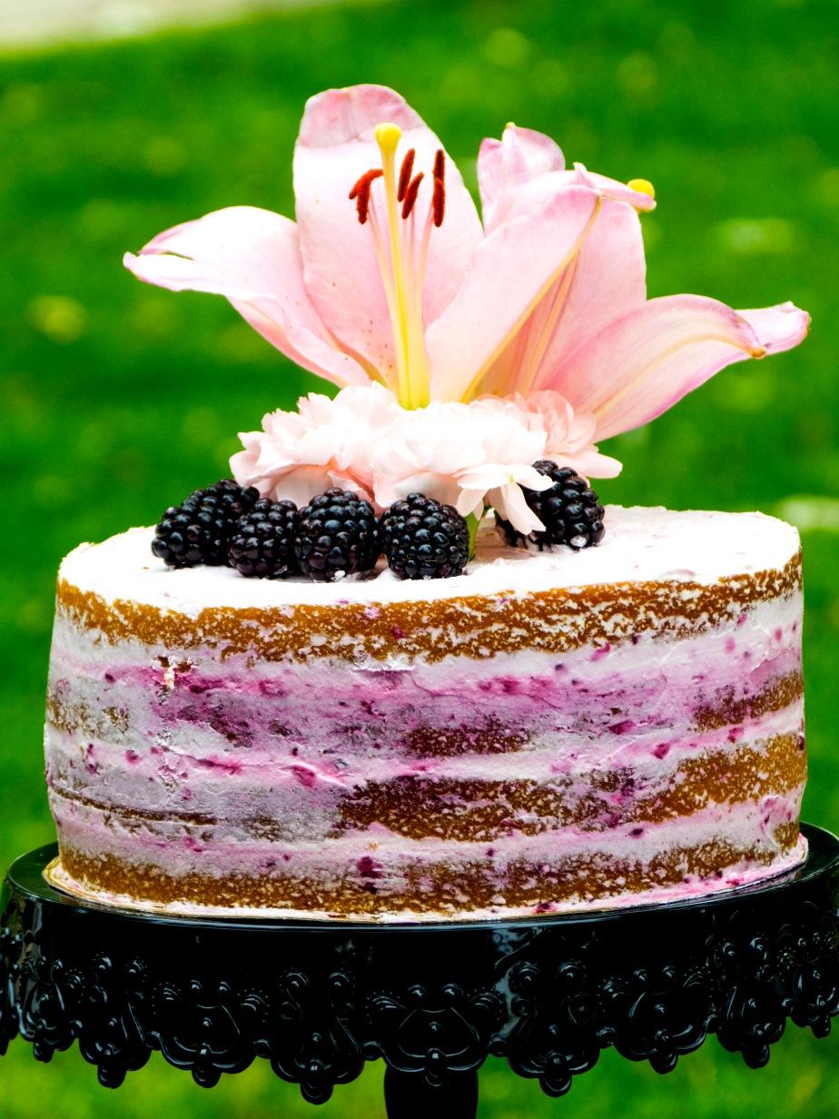 NAKED CAKE DE MORAS YQUESO