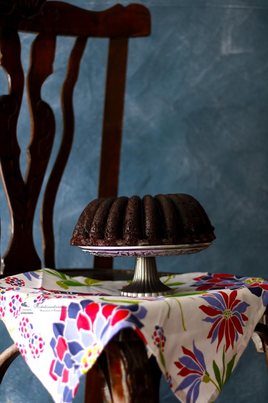 BUNDT CAKE DECHOCOLATE
